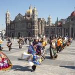 Tance przed bazylika