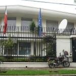 Ambasada R.P., Bogota