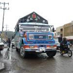 Miedzymiastowy autobus
