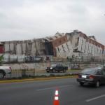 Po trzesieniu ziemi 2009 Concepcion