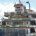 Pasazerski transport po Amazonii