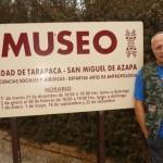 Muzeum antropologiczne w Arica Chile