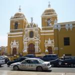 Kosciol w Pativilca, Peru