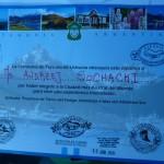 Dyplom z Ushuai