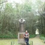 JPII w swoim parku
