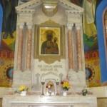 Polska kapliczka w Capelani Polonesa