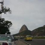 Widok z portu, Rio