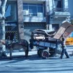 Sprzatanie ulic, Monte Video