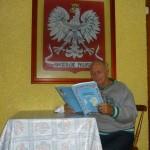 W sali Stowarzyszenia Polakow