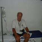 Efekt wizyty w szpitalu