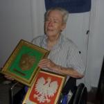 Feliks Zubr (90), ostoja polskosci
