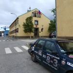 Konsulat Rosyjski w Kirkenes, przy granicy