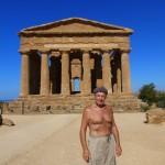 Z czasow Rzymian, Agrigento,Sycylia