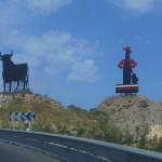 Dwa symbole Hiszpanii