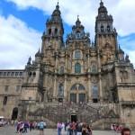 Katedra Santiago de Compostela,Hiszpania